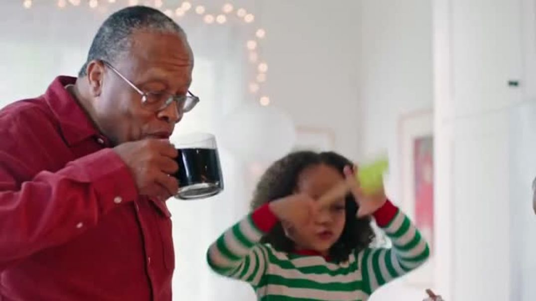 Starbucks TV Commercial Ad Bring Home the Joy Peppermint Mocha.mp4