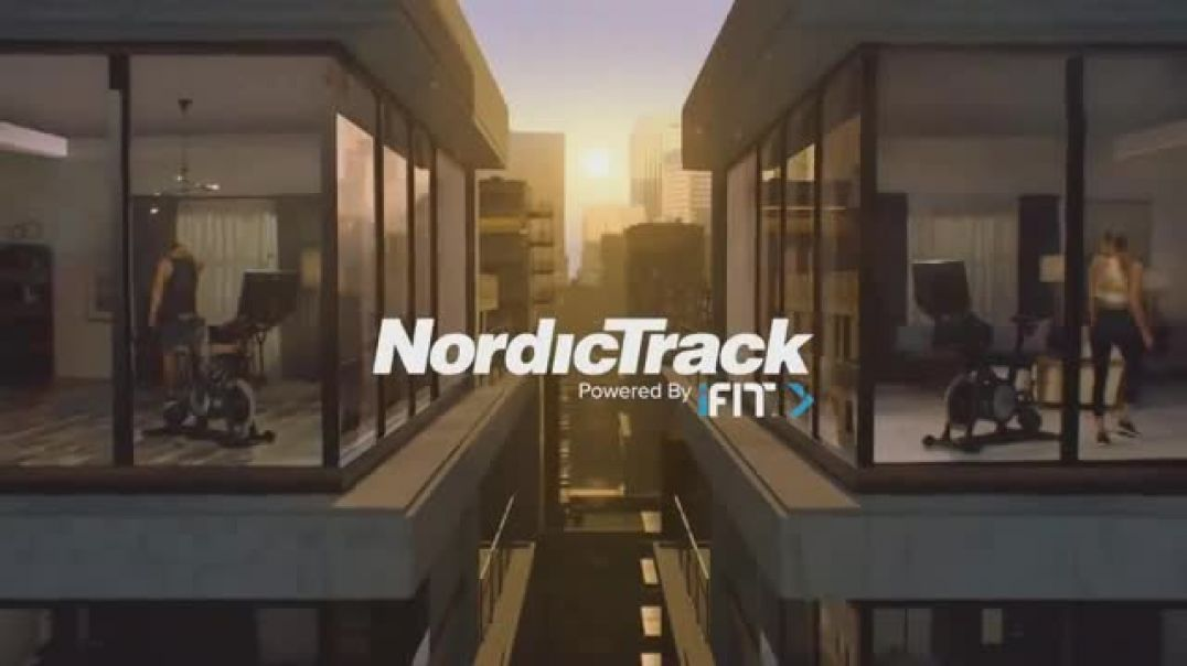NordicTrack Holiday Sales Event TV Commercial Ad Face Off Song by Rafferty.mp4