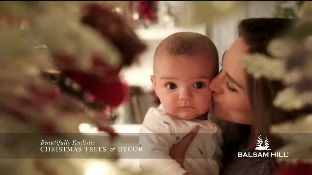 Balsam Hill Cyber Week Savings TV Commercial Ad Magical Moments 50 Percent Off.mp4