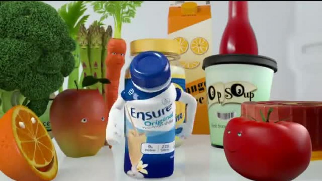 Ensure TV Commercial Ad On a Mission Complete Balanced Nutrition.mp4