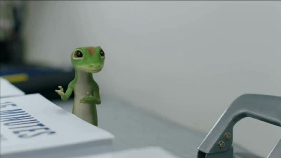 GEICO TV Commercial Ad The Gecko Makes Copies.mp4