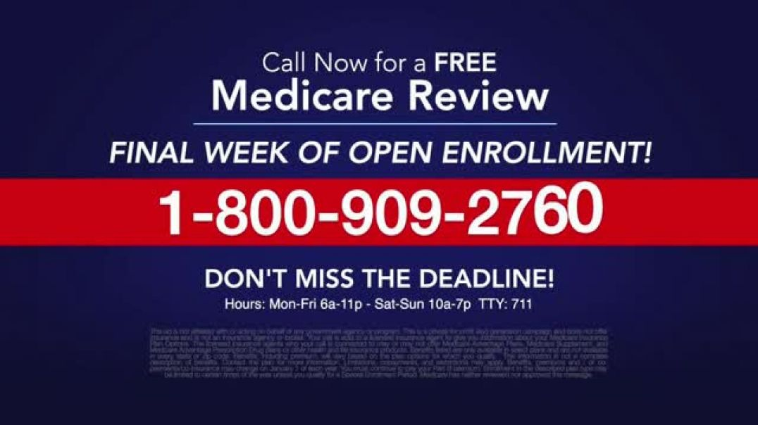 Select Advisor TV Commercial Ad Final Week of Medicare Enrollment.mp4