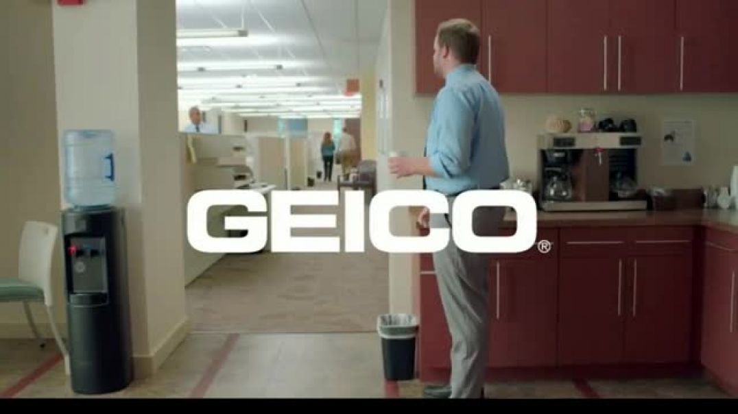 GEICO TV Commercial Ad Workplace Referee.mp4