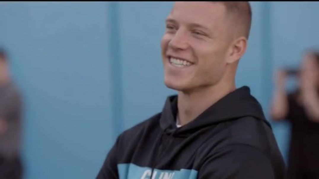 USAA TV Commercial Ad Salute to Service Wounded Warrior Project Featuring Christian McCaffrey.mp4