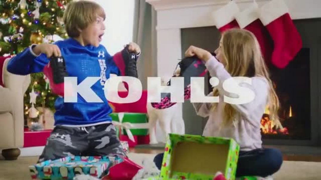 Kohls TV Commercial Ad Shoes, Adidas Apparel, FitBit and Fleeces.mp4