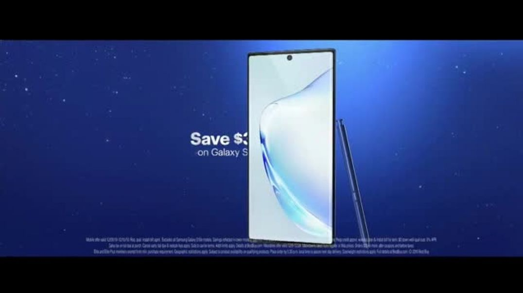 Best Buy Samsung Savings Event TV Commercial Ad Savings Delivered by an Angel Phones and Watch.mp4