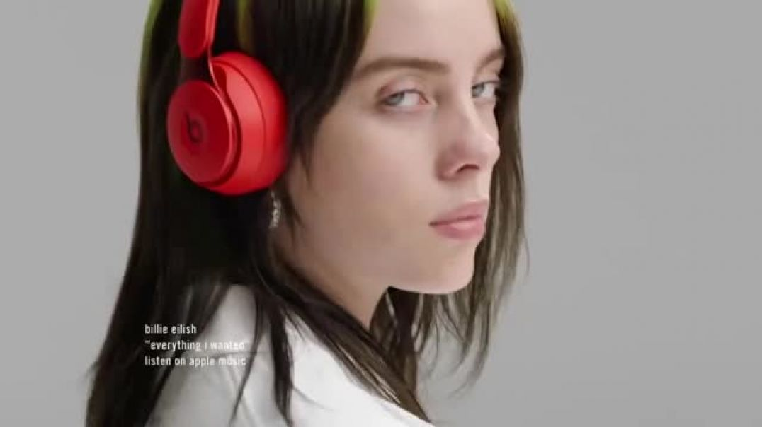 Beats Audio Solo Pro TV Commercial Ad Everything I Wanted Featuring Billie Eilish, Song by Billie Ei