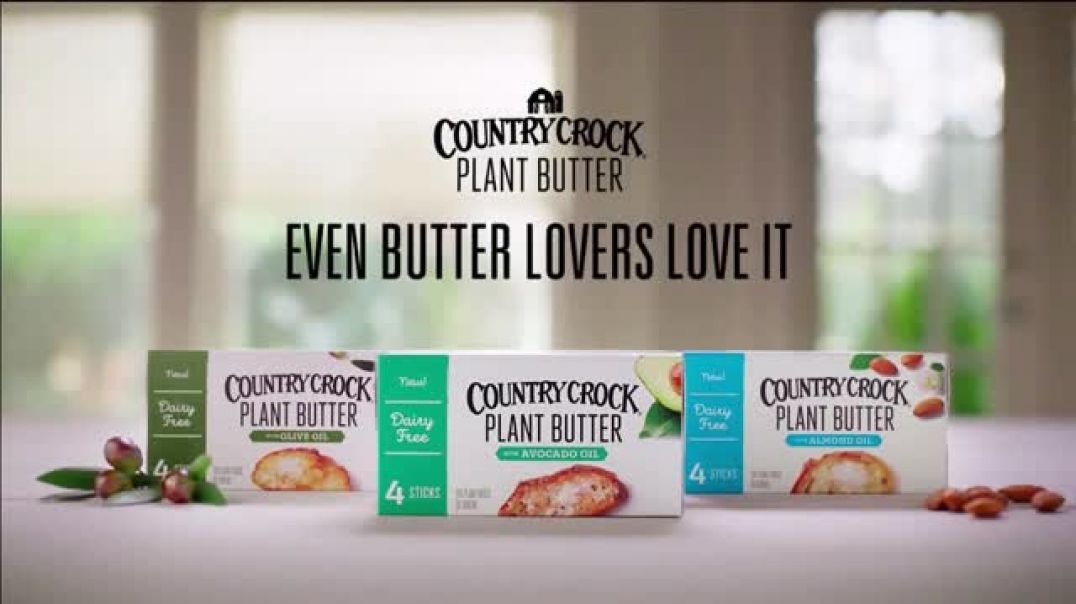 Country Crock Plant Butter TV Commercial Ad, Ion Television Pumpkin Pie.mp4