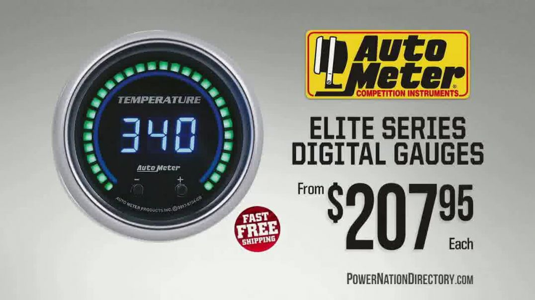 PowerNation Directory TV Commercial Ad, Smoothie Wheels, Digital Gauges, Headers & Distr
