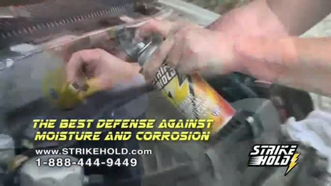 StrikeHold TV Commercial Ad, Protect Against Moisture.mp4