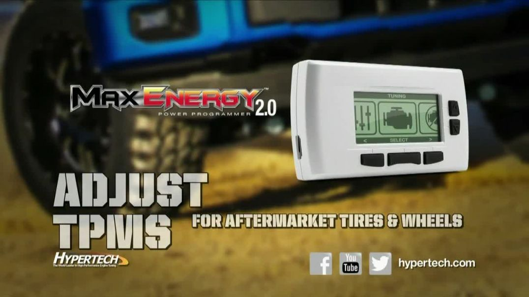 Hypertech Max Energy 2.0 Power Programmer TV Commercial Ad, Drives Your Lifestyle.mp4