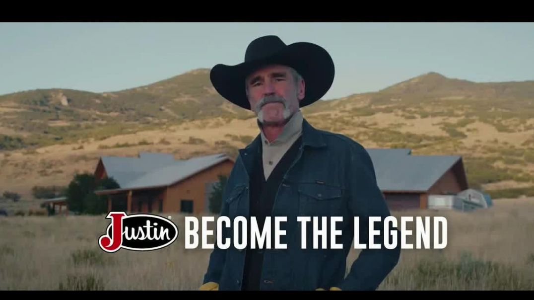Justin Boots TV Commercial Ad, Made by History.mp4