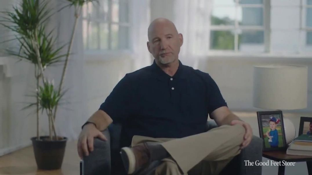 The Good Feet Store TV Commercial Ad, John Better Quality of Life.mp4