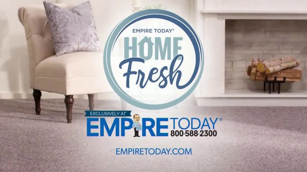 Empire Today Home Fresh TV Commercial Ad, Reduce Allergens.mp4