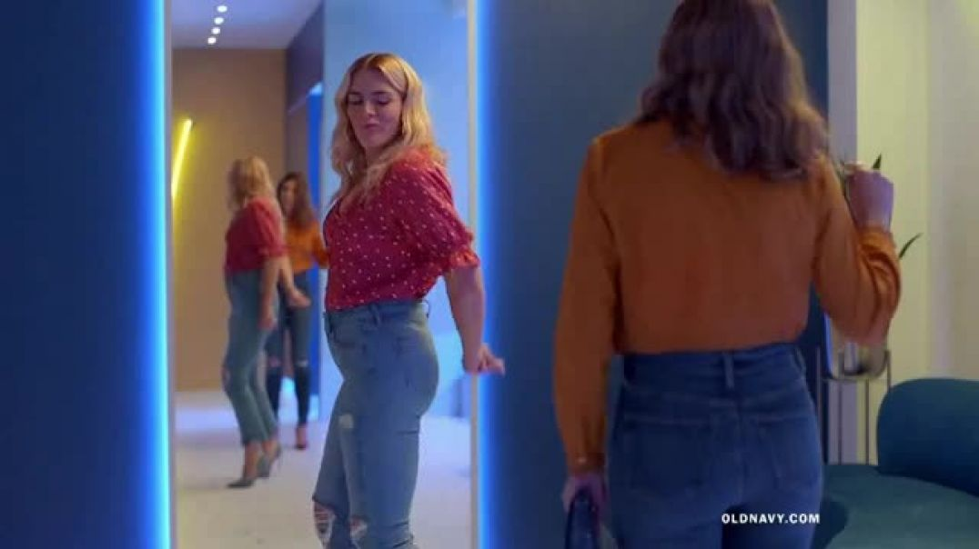 Old Navy TV Commercial Ad, Reunion Jeans Featuring Busy Philipps.mp4