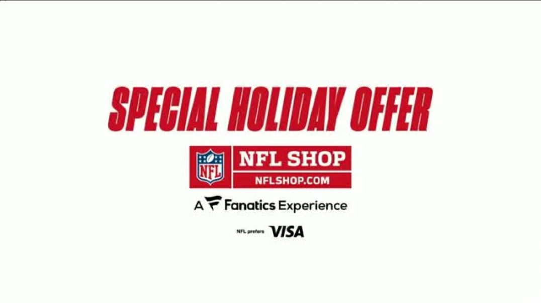 NFL Shop TV Commercial Ad, Show Your Colors Special Offer.mp4