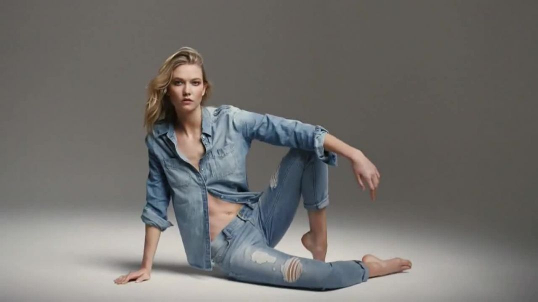 Express TV Commercial Ad, Jeans Featuring Karlie Kloss, Song by Saint Motel.mp4
