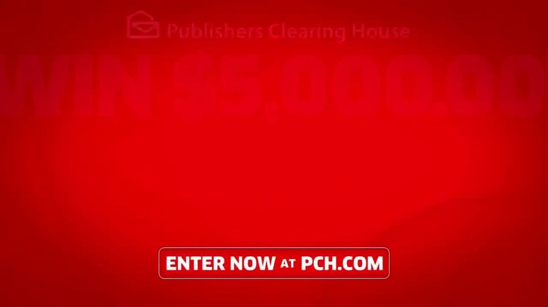 Publishers Clearing House TV Commercial Ad, $5,000 a Week Next Winner Featuring Steve Harvey.mp4