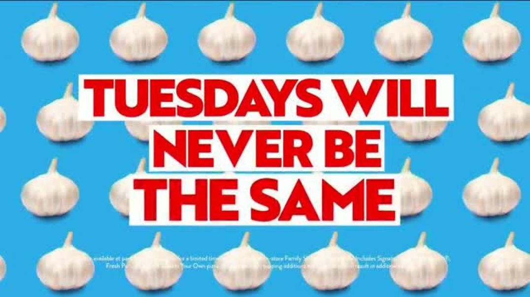 Papa Murphys Pizza $10.99 Tuesday TV Commercial Ad, Your New Favorite Day of the Week.mp4