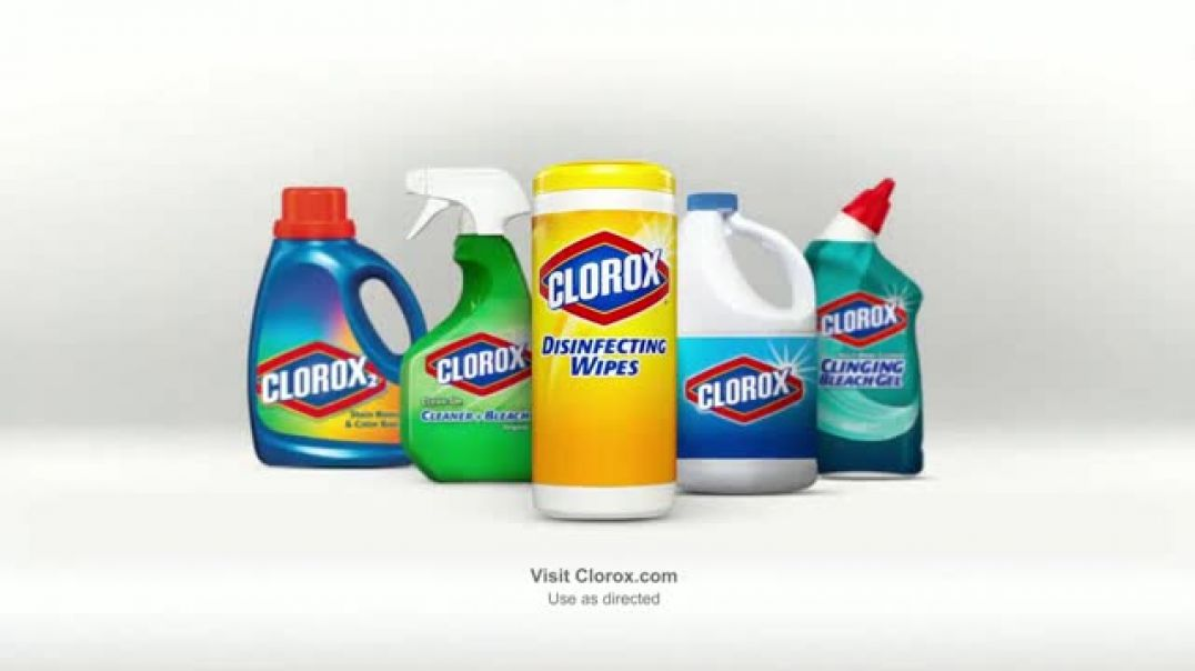 Clorox TV Commercial Ad, What Comes Next Is Incredible Home Entertainment