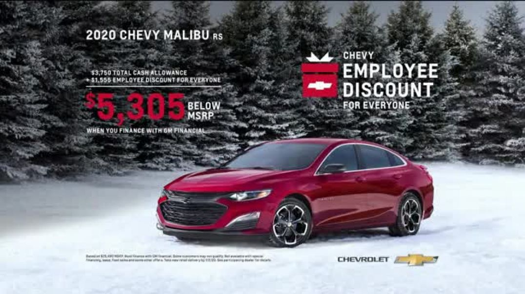 Chevrolet Employee Discount For Everyone TV Commercial Ad, Arrivals.mp4