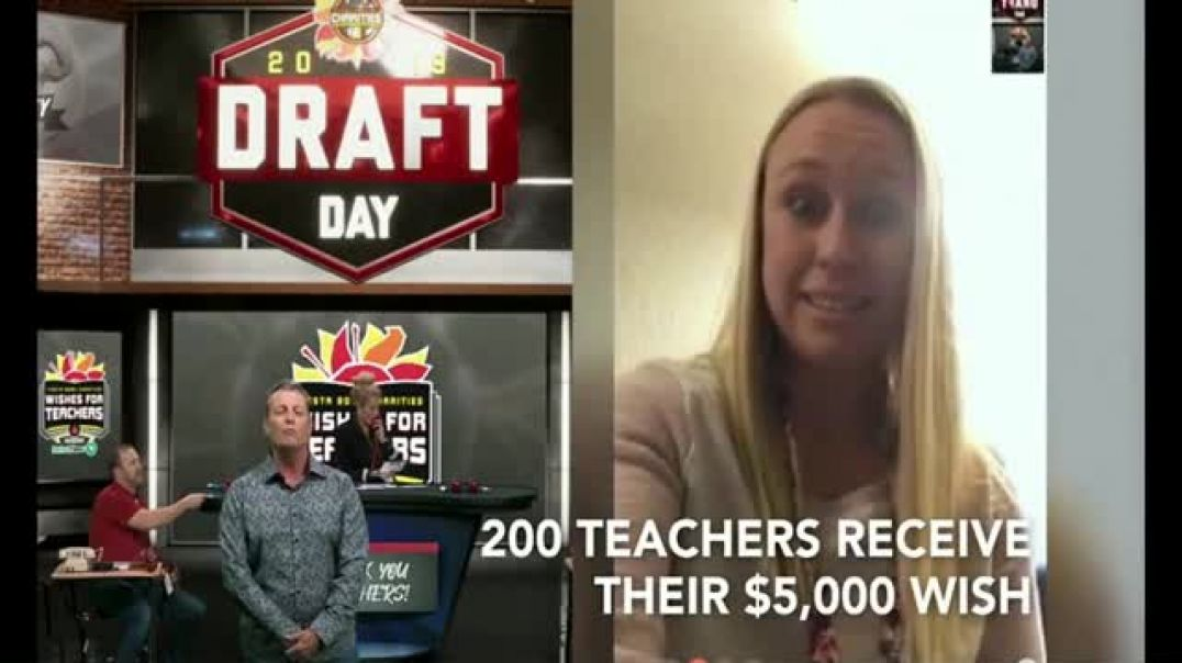 College Football Playoff Foundation TV Commercial Ad, Wishes for Teachers Fiesta Bowl.mp4