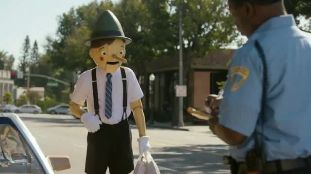 GEICO TV Commercial Ad, Pinocchio Sequel Parking.mp4