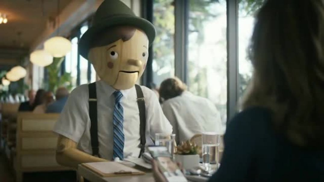 GEICO TV Commercial Ad, Pinocchio Sequel Date.mp4