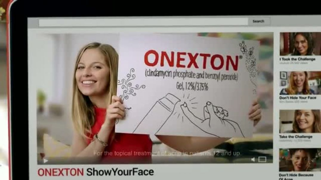 Onexton TV Commercial Ad, Show Your Face.mp4