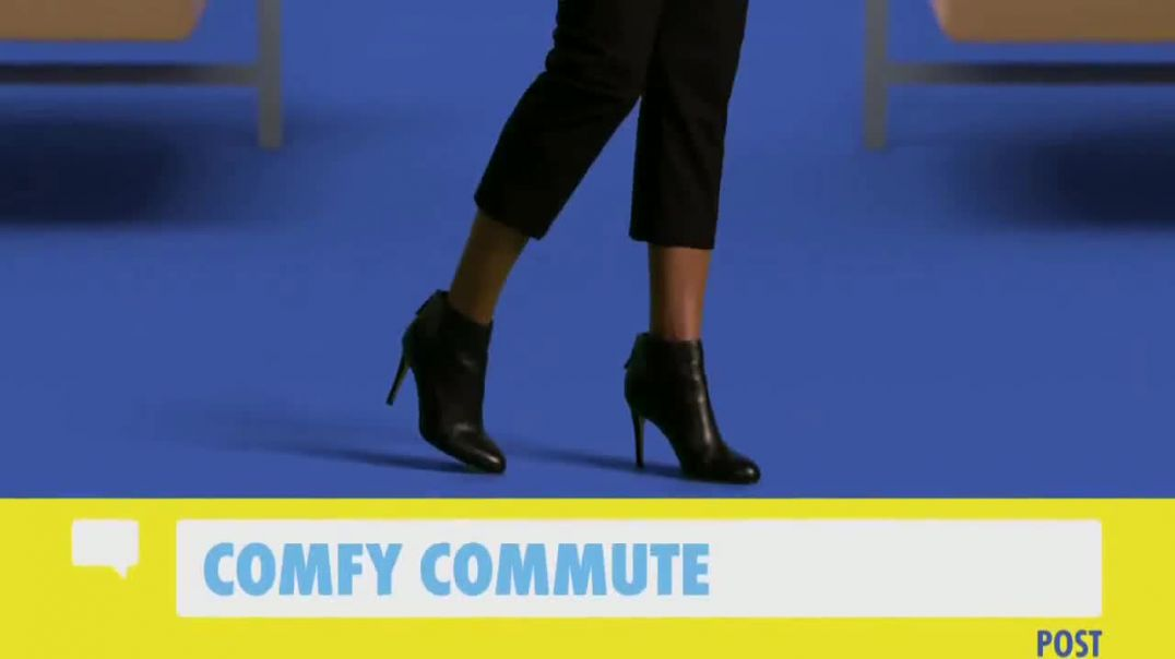 Dr. Scholls Stylish Step Insoles TV Commercial Ad, WE tv Stepping Out in Style.mp4