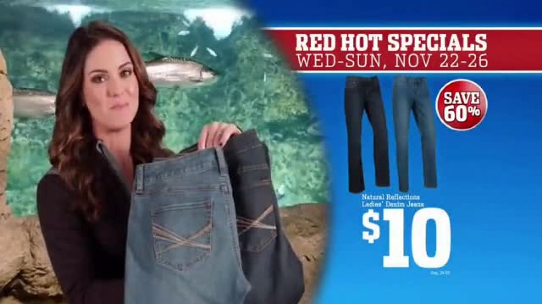 Bass Pro Shops 5 Day Sale TV Commercial Ad, Jeans and Flashlights Ft. Kevin VanDam.mp4