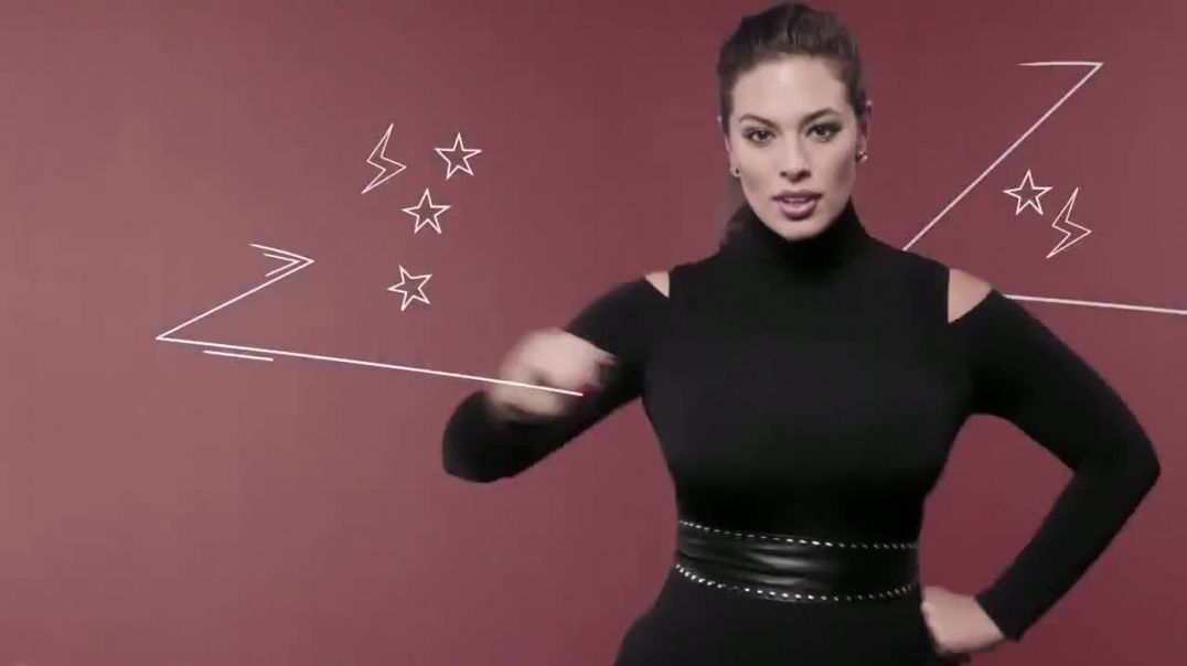 Revlon Exactify Liquid Liner TV Commercial Ad, Live Boldly Featuring Ashley Graham.mp4