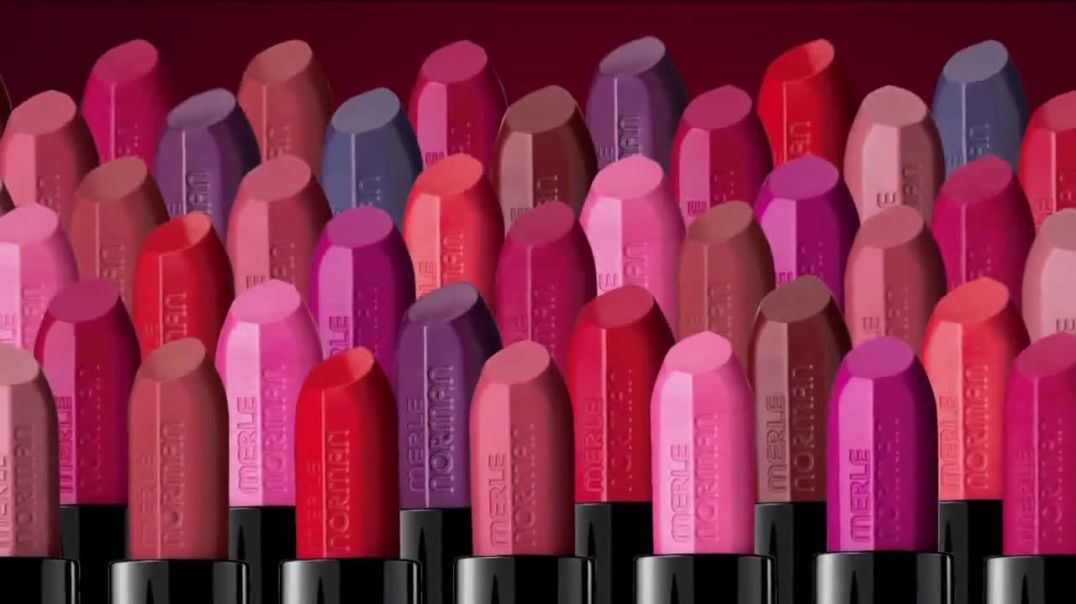 Merle Norman Cosmetics Plush Lipstick TV Commercial Ad, Endless Color.mp4