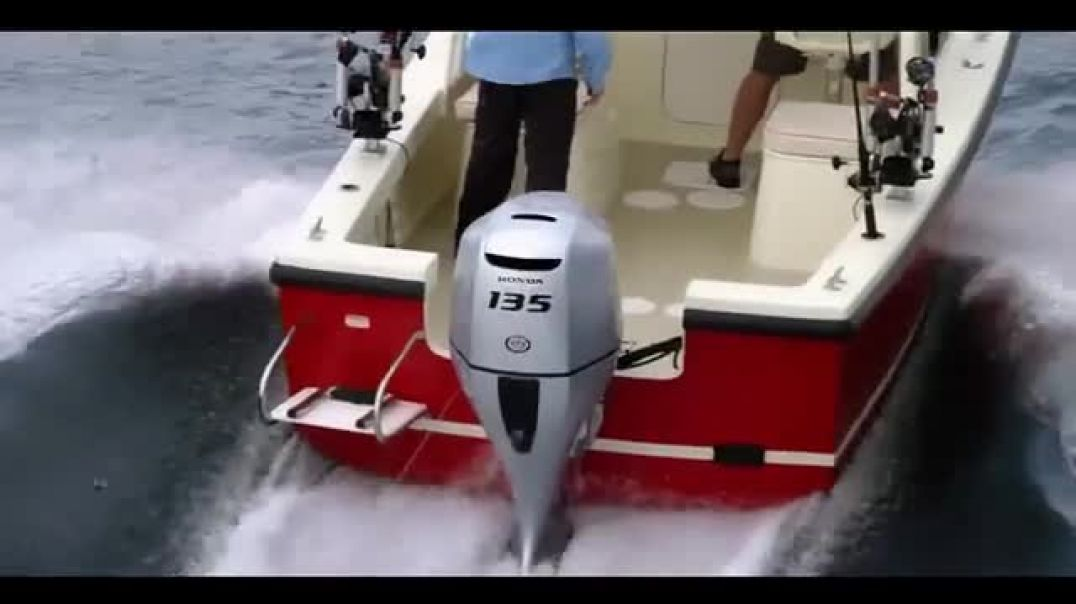 Honda Marine Power of Boating Celebration TV Commercial Ad, FuelEfficient, Quiet Performance.mp4