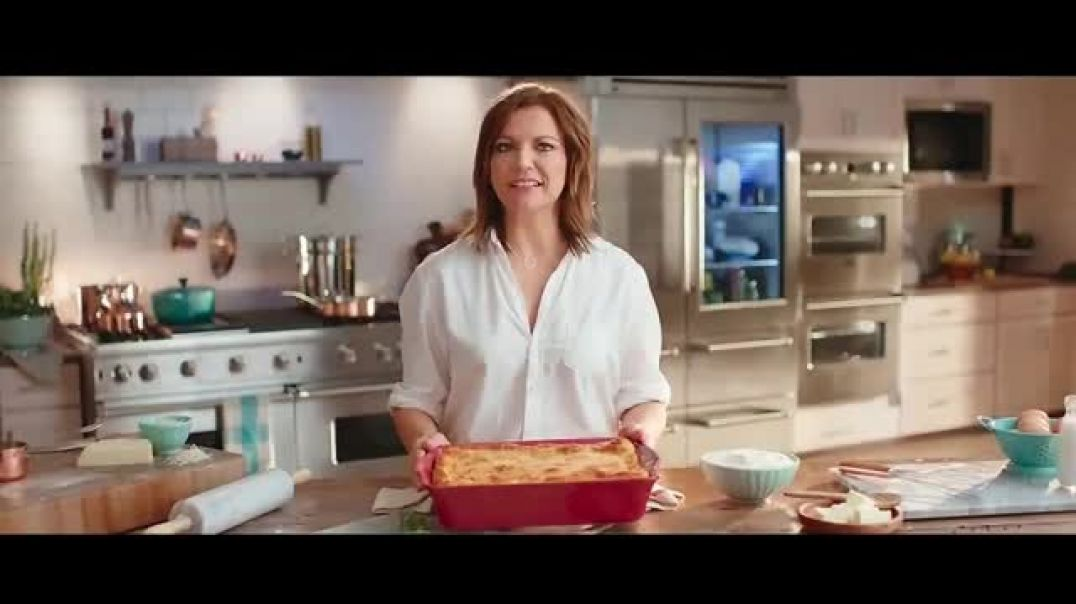 Bob Evans TV Commercial Ad, Martina and Bobs Minutes to the Table Collection.mp4
