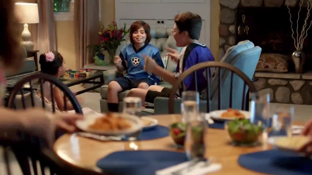 Walmart TV Commercial Ad, Back to School Dinner.mp4