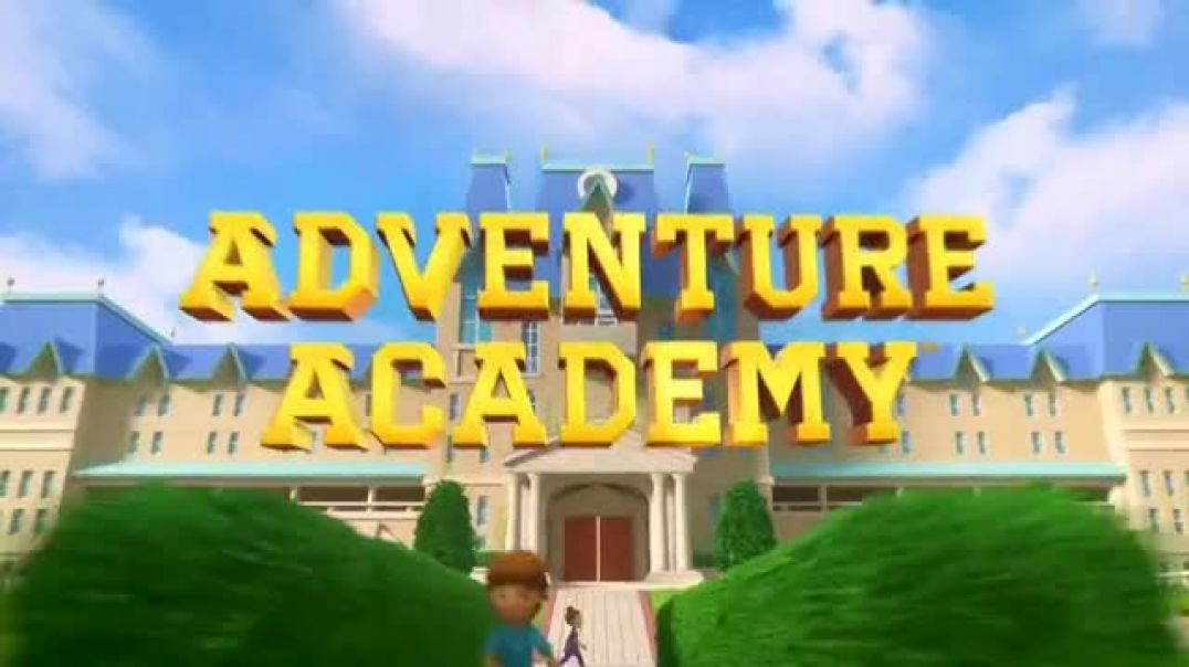 Adventure Academy TV Commercial Ad, Brittany and Briella.mp4