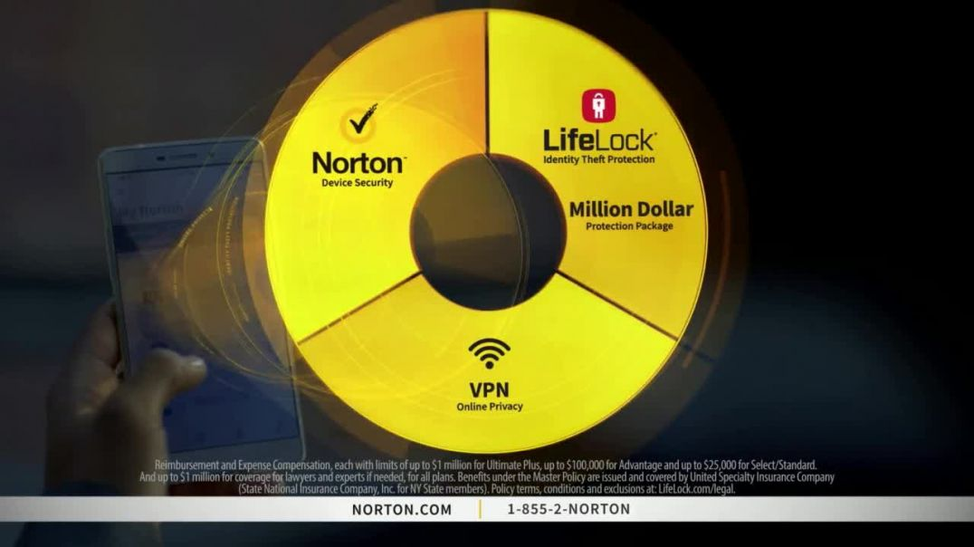 Norton 360 With LifeLock TV Commercial Ad, Displays Special Offer.mp4