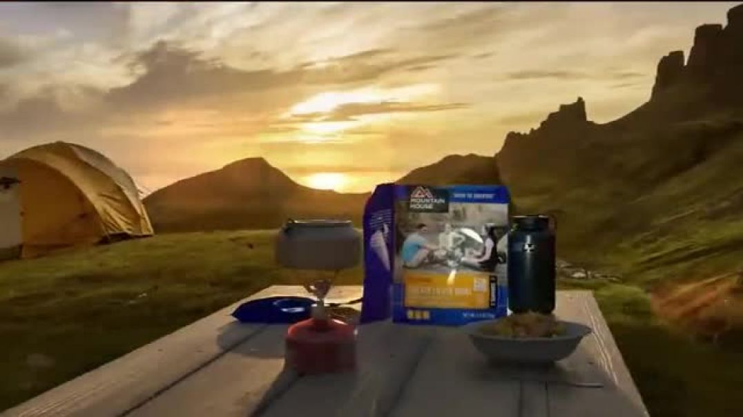 Mountain House Adventure Meals TV Commercial Ad, Wherever the Trail Takes You.mp4