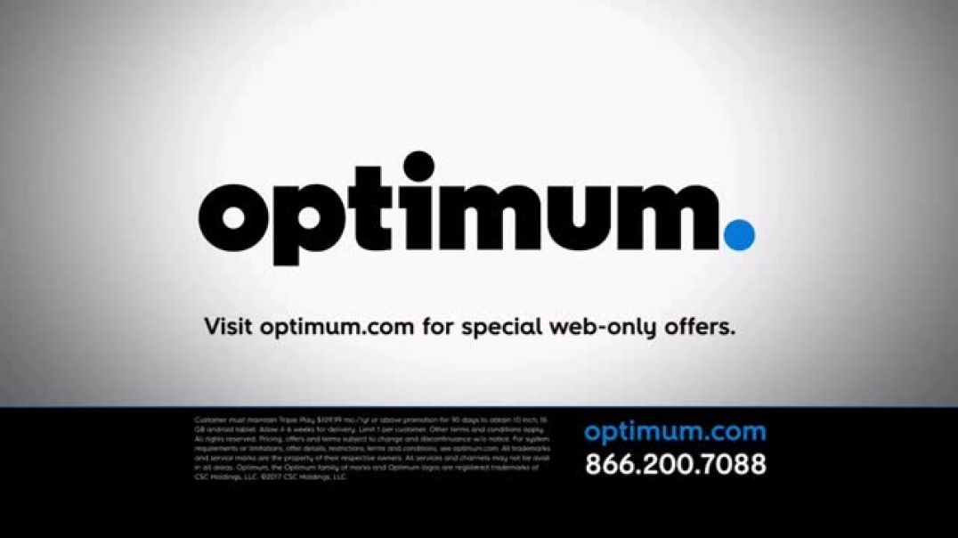 Optimum TV Commercial Ad, Back to More.mp4