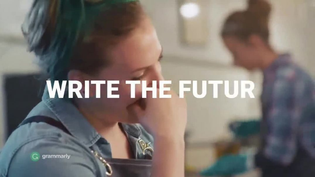 Grammarly TV Commercial Ad, Write the Future.mp4
