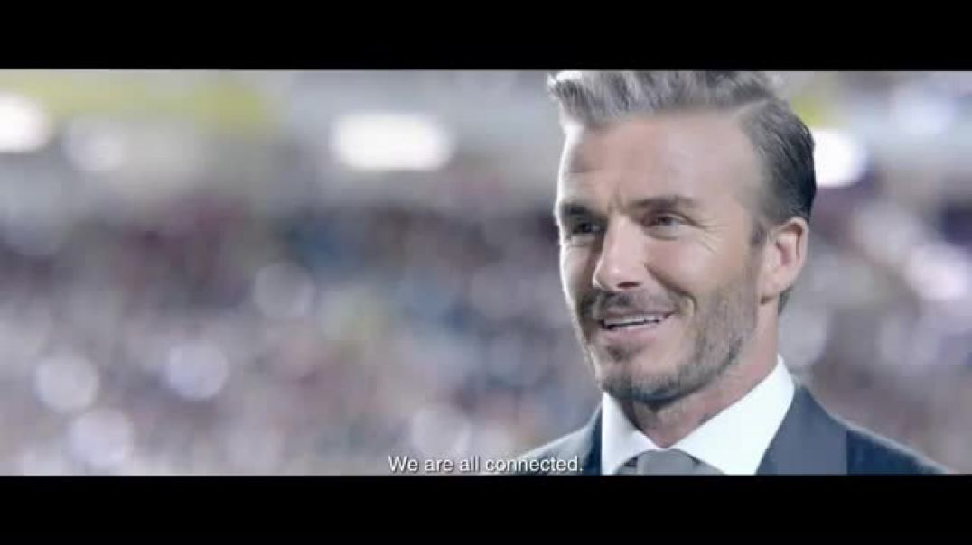 Sprint TV Commercial Ad, Whistle Galaxy Tab Featuring David Beckham.mp4