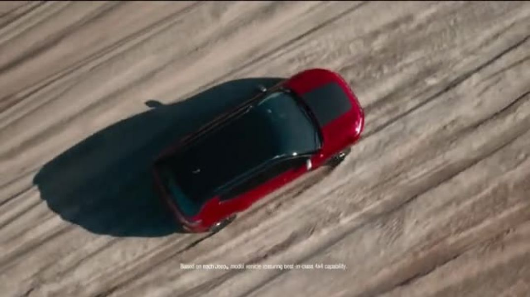 Jeep Big Finish 2019 TV Commercial Ad, Employee Pricing Plus Open a Gift.mp4