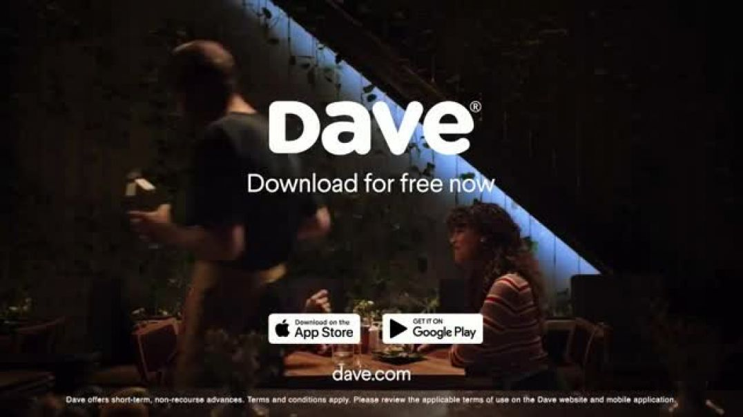 Dave App TV Commercial Ad, Date Night.mp4