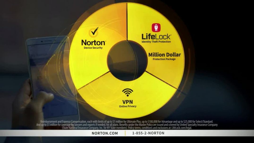 Norton 360 With LifeLock TV Commercial Ad, Balloons Special Offer.mp4