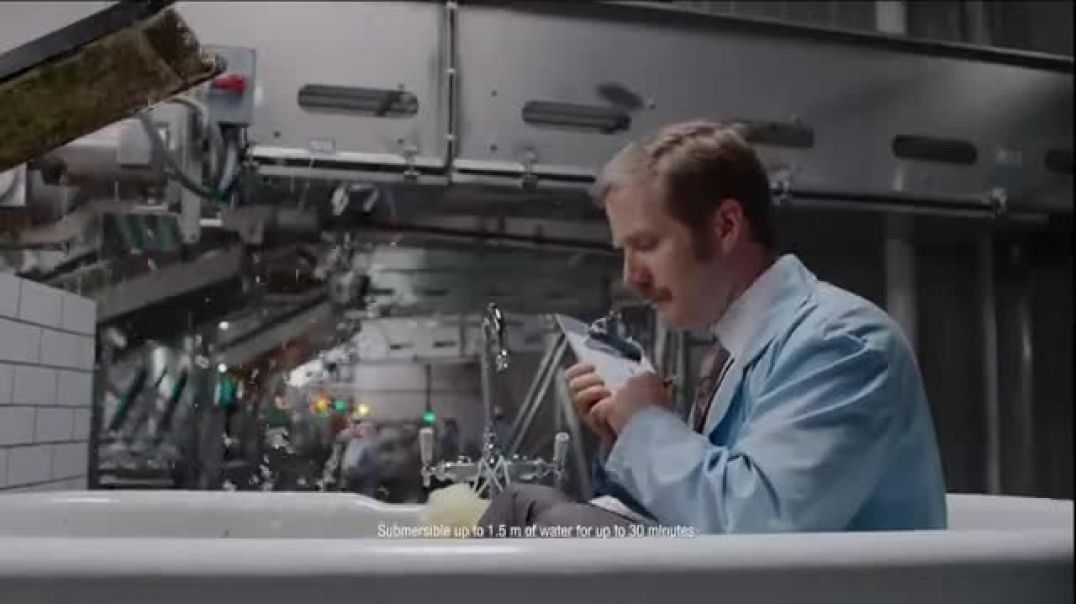 AT&T Samsung Galaxy S6 Active TV Commercial Ad, Life Simulator.mp4