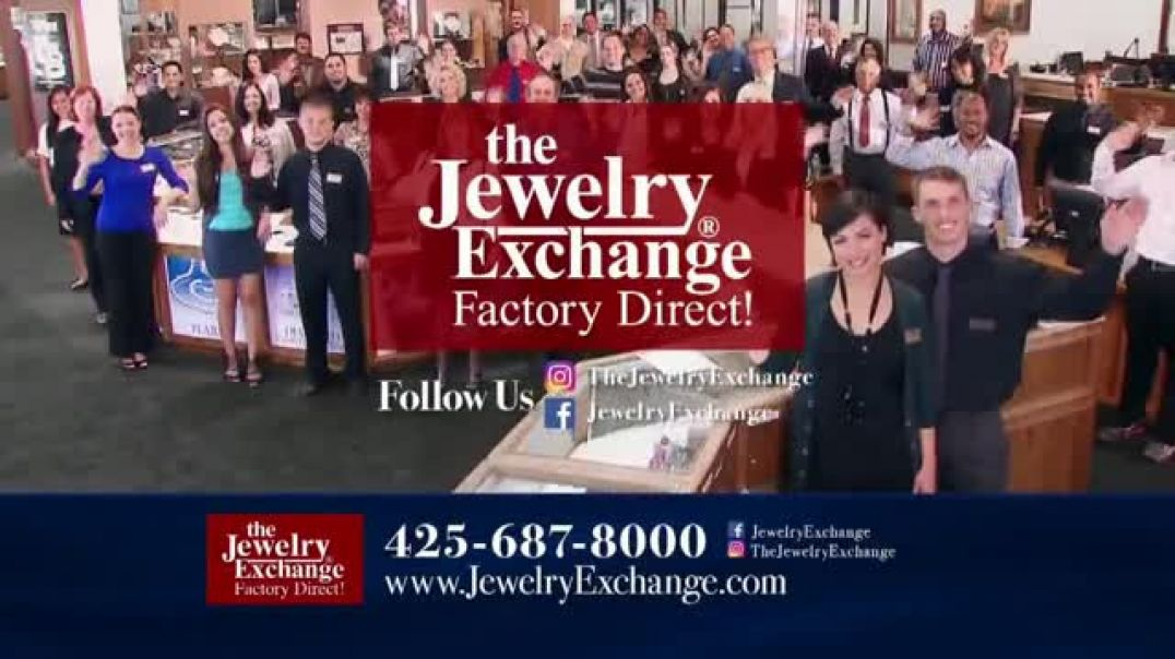 Jewelry Exchange TV Commercial Ad, Timeless Gift Lab Grown.mp4