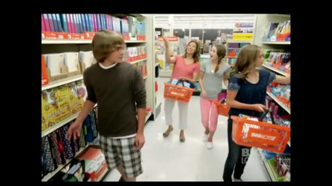 Big Lots TV Commercial Ad, The Keys To Back To School Dorm Set.mp4