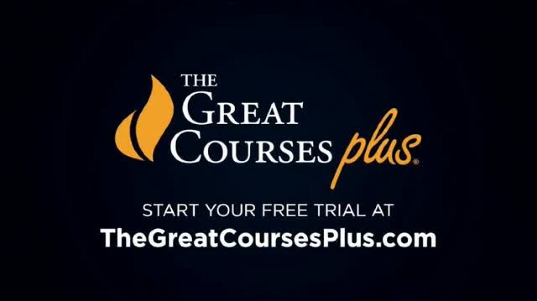 The Great Courses Plus TV Commercial Ad, Learn Something New.mp4