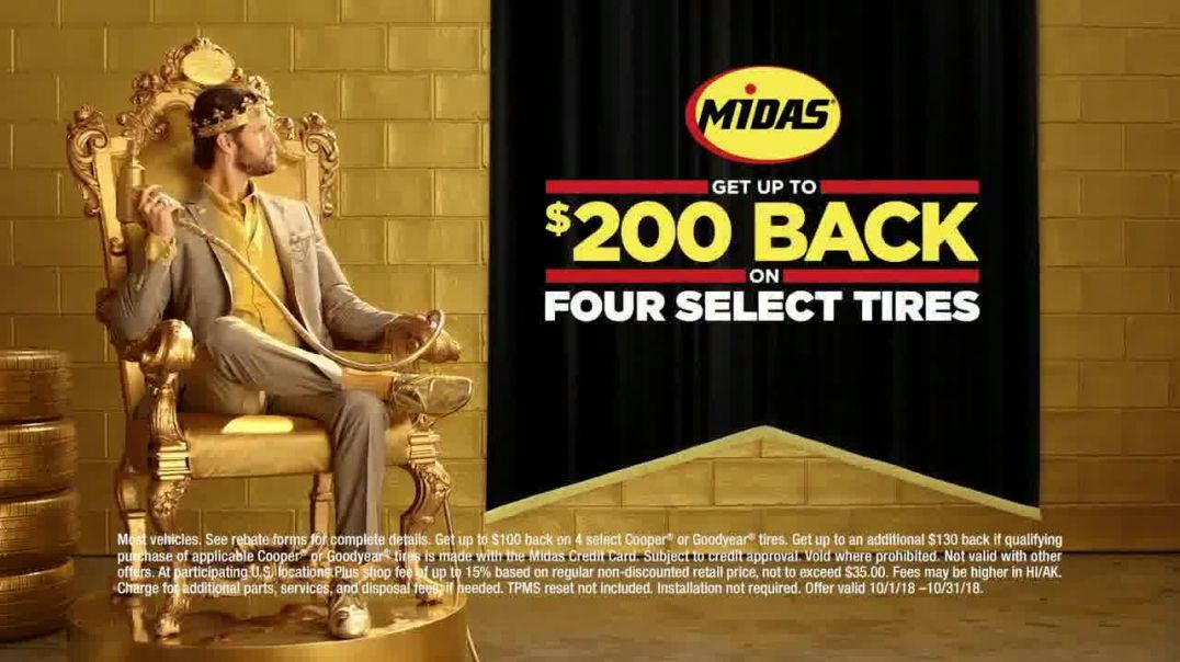 Midas TV Commercial Ad, King Tires.mp4